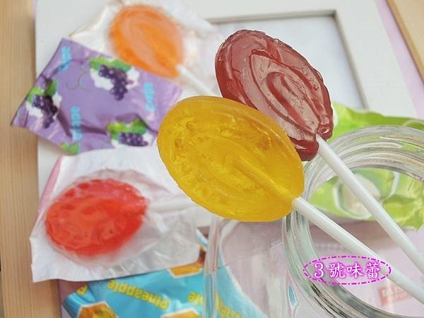 【桶裝】草莓棒糖、冰棒棒糖