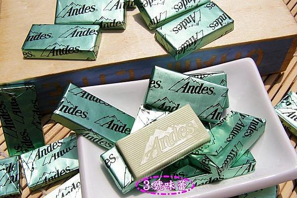 安迪士巧克力(雙薄荷)