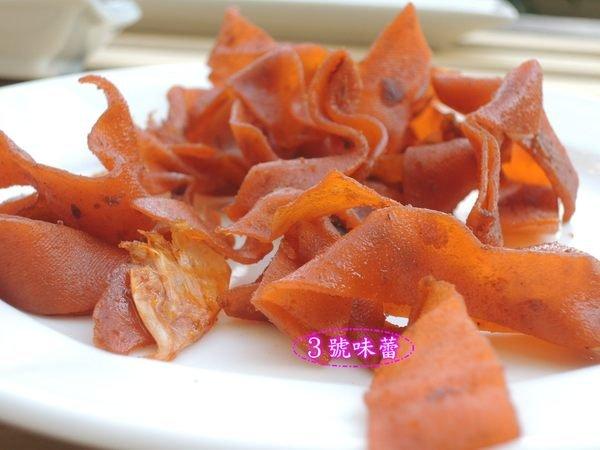 蒜汁魯條豆乾