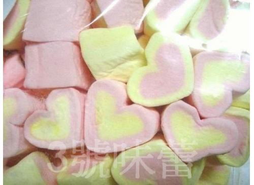 悅情造型棉花糖 (真...
