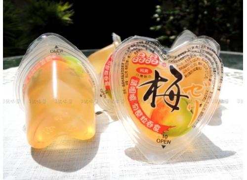 晶晶椰果果凍(梅子)