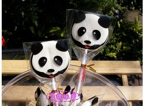 【桶裝】棒棒糖(熊貓...
