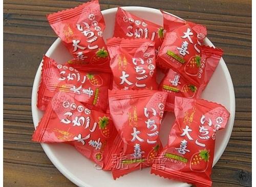 草莓大喜 軟糖