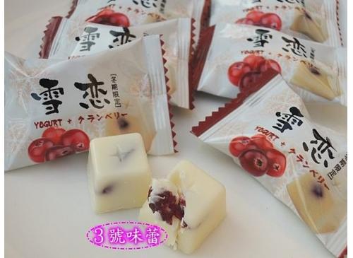 日本 雪戀白巧克力....