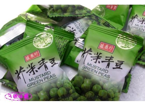 盛香珍 青豆(蒜香青豆、芥末青豆)