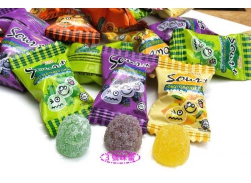 馬來西亞一百份QQ軟糖(綜合超酸)