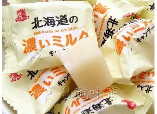 友僑北海道特濃牛奶軟糖