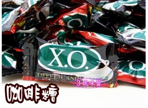 泰國 特濃XO咖啡糖...