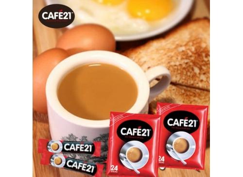 《CAFE21》21世紀白咖啡