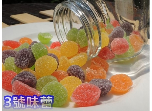 散裝 甜心QQ軟糖(哈妮QQ)