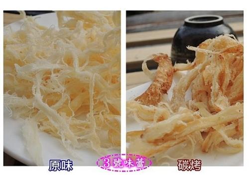 魷魚絲( 原味、碳烤 )