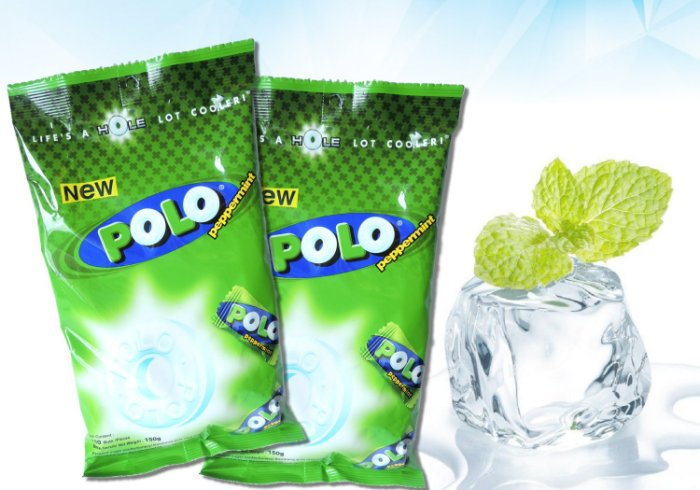 寶路薄荷糖(POLO圈圈薄荷糖)