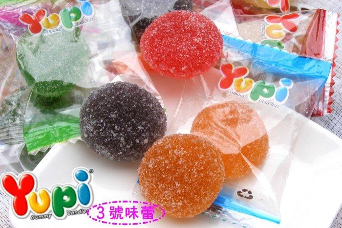YUPI 彩虹水果Q...