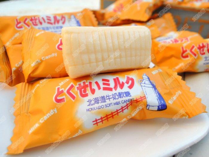 友賓 北海道牛奶軟糖...
