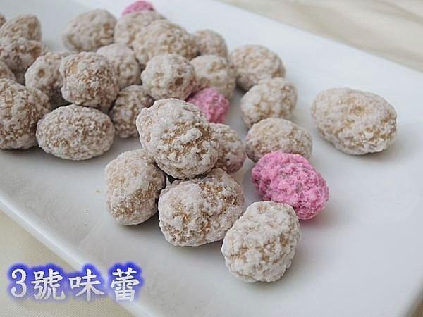 特級生仁糖/紅白花生糖