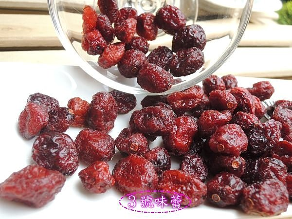 整顆蔓越莓乾 (分裝包)
