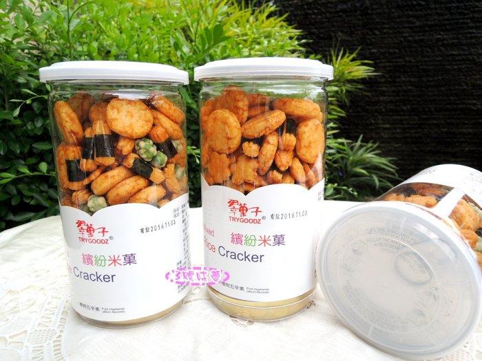 【罐裝】豆之家 翠果子繽紛米果