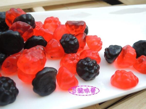 捷克造型QQ(蔓越莓果粒)