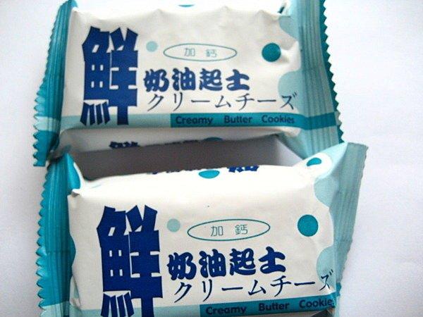 中祥鮮奶油起司餅(加鈣)3000公克量販價
