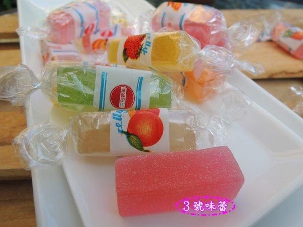 古早味水果軟飴3000公克