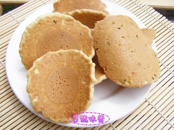耶呷呷古式煎餅(大片)3000公克(海苔)  蛋奶素