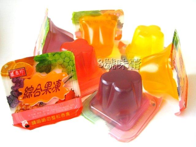 盛香珍純果凍
