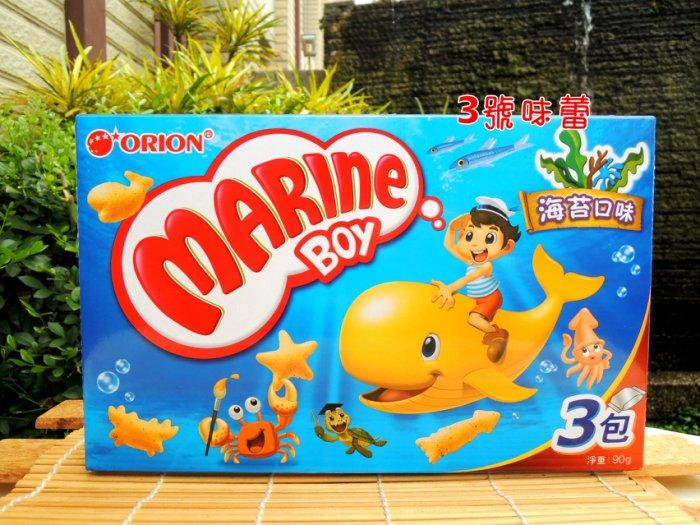 好麗友 好多魚餅乾(海苔、烤蝦)
