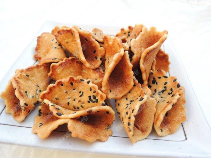 日式滋瑪咪煎餅(胡麻...