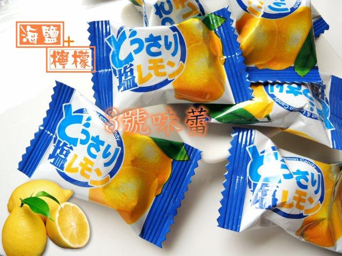 可康海鹽檸檬糖