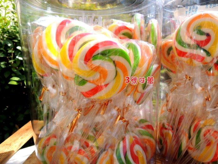 彩色功夫棒棒糖(60支)一桶.5CM小圓棒