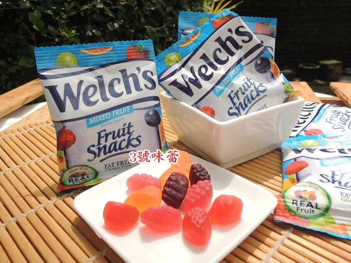 美國Welch's 果汁軟糖