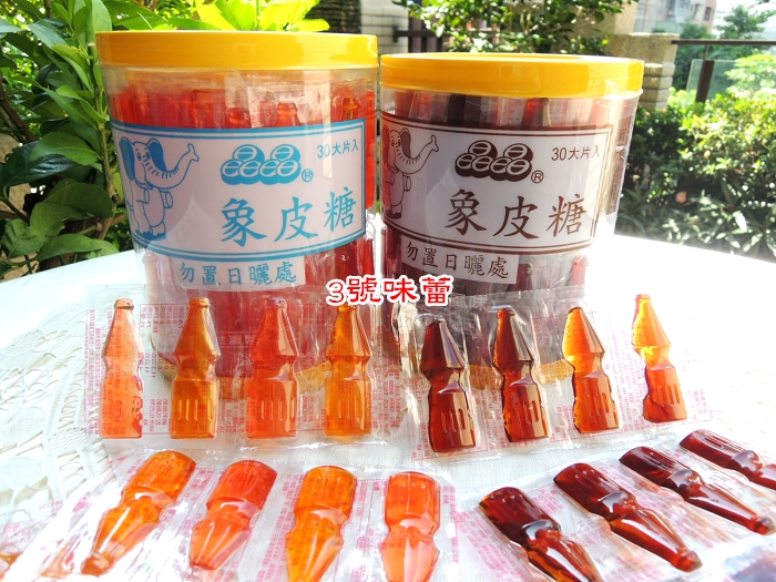 【罐裝】晶晶 瓶子橡皮糖(25大片入)(可樂、水果)