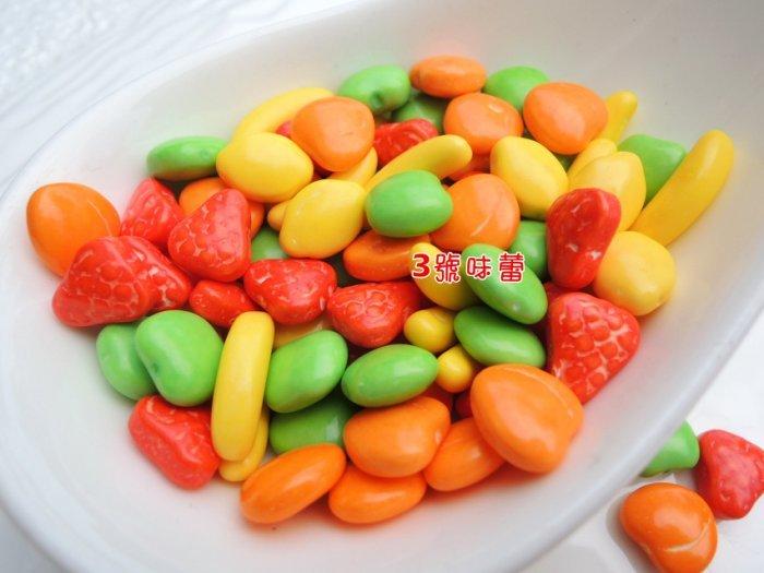 【散裝】來新和風水果糖600克