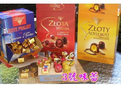 【歐美進口】巧克力