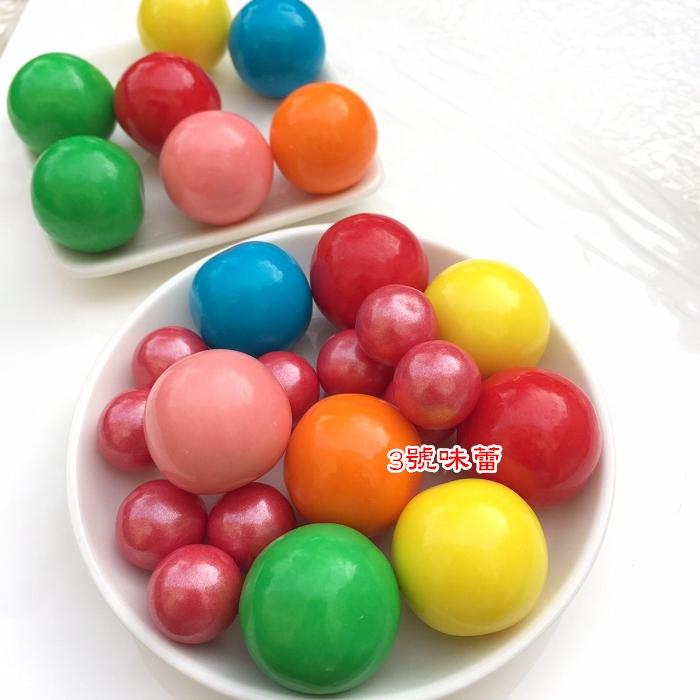 蜜意坊泡泡糖(炫紅圓珠-小、綜合圓珠-中、繽紛圓珠-大)