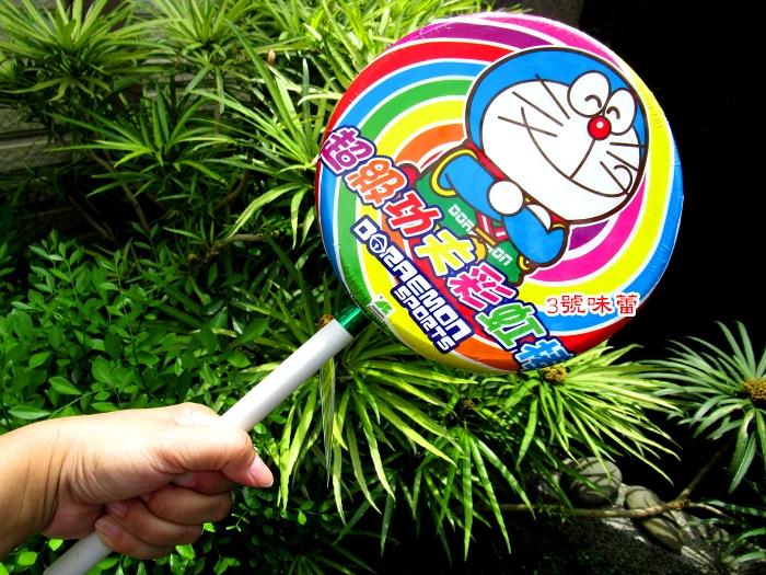 大支-哆啦A夢棒棒糖(大扁棒、大圓棒)