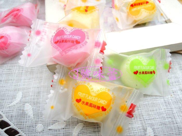 浪漫愛心粉彩糖...台灣製造喜糖