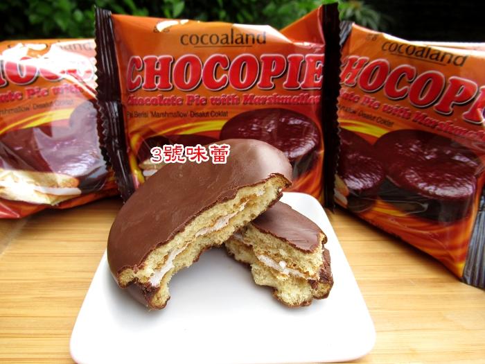 慧鴻 可可巧克力派3000公克