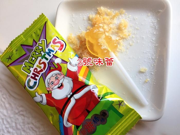 聖誕跳跳棒棒糖125克(5克*25小包)