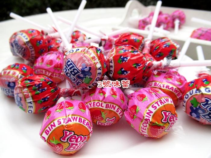 友賓 棒棒糖(草莓棒...