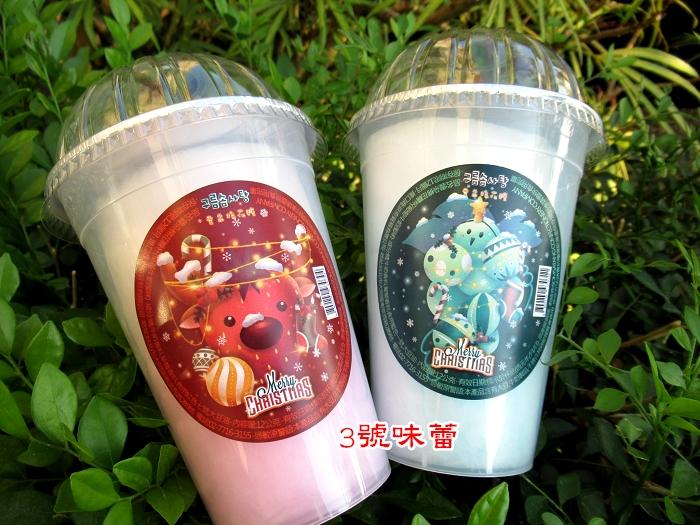 韓國 雲朵棉花糖杯(12g/杯)草莓牛奶、葡萄牛奶