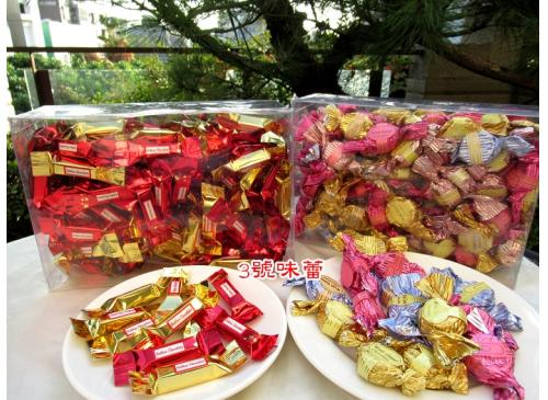 【盒裝】黃金造型巧克...