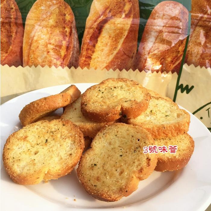 超夯商品~韓國CW大蒜麵包餅乾