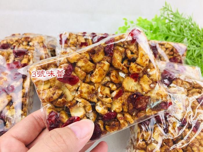 【口留香】蔓越莓黑糖沙琪瑪2940公克(49入)390元