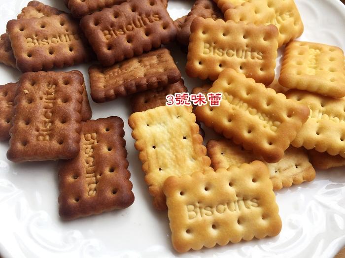 郭祿-造型米餅乾-B(牛奶、黑糖)3000公克
