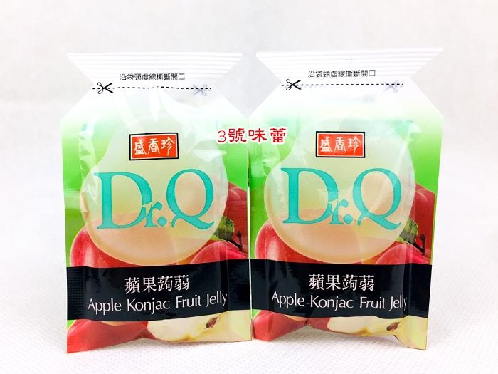 盛香珍Dr.Q蒟蒻果凍(蘋果口味)