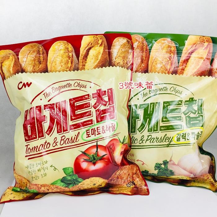 韓國 CW西西里風味麵包餅乾、CW大蒜麵包餅乾